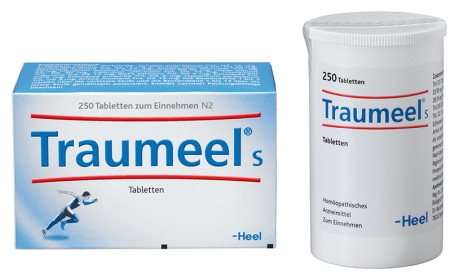 Packshot Traumeel Tabletten 250er