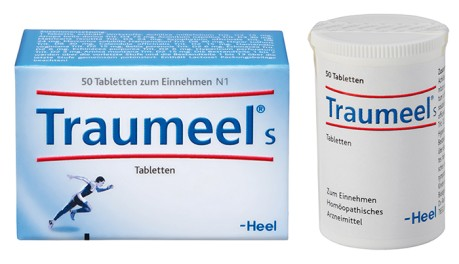 Packshot Traumeel Tabletten 50er