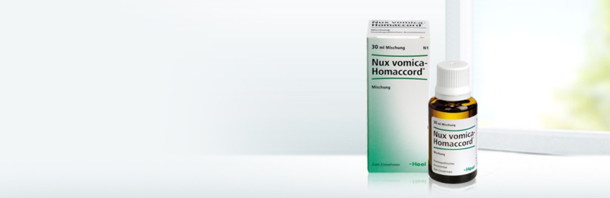 Nux vomica sirve para adelgazar