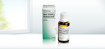 Nux vomica-Homaccord® Mischung