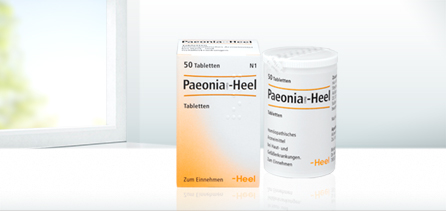 Paeonia comp.-Heel Tabletten